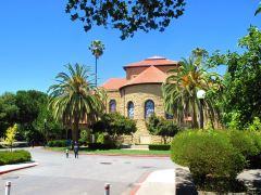 斯坦福大学Google总部一日游,游览世界一流的大学和一流的企业
