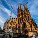 Fast Track Guided Tour Sagrada Familia