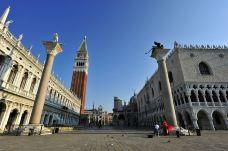 圣马可广场-威尼斯-卓小月半
