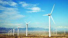 达坂城风力发电站