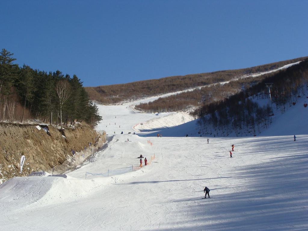 崇礼万龙滑雪场_去崇礼滑雪 - 游记攻略【携程攻略】