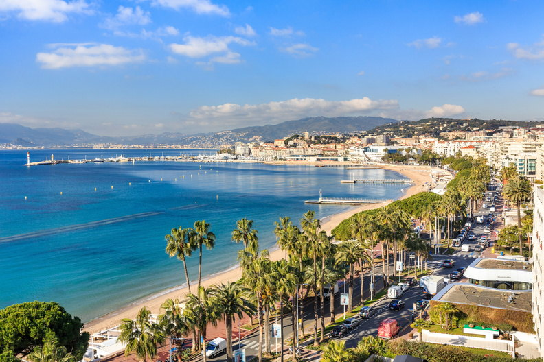 Cannes Half Day Trip from Nice w/ Billionaires Bay