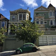 阿拉莫广场-旧金山-Jamie中子