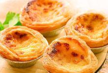 澳门美食图片-葡式蛋挞