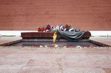 无名烈士墓-莫斯科-是条胳膊
