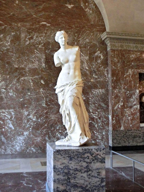 卢浮宫的镇店三宝_欧洲艺术之旅之巴黎篇 - 巴黎游记攻略【携程攻略】