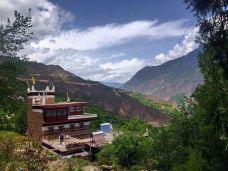 甲居藏寨-丹巴-唐大蜜--