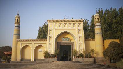 喀什-艾提尕尔清真寺4