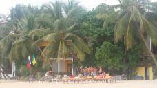 乌纳瓦吐纳海滩-加勒-快乐游四方