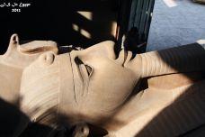 孟菲斯博物馆-开罗-在路上的Jacob