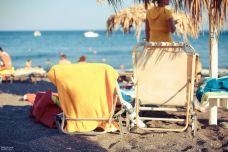 贝里沙海滩-圣托里尼--Wesaint-