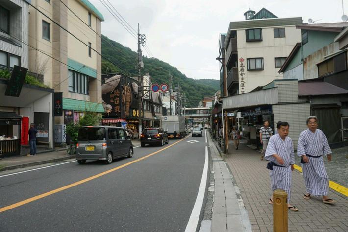亚洲 日本 神奈川县 箱根市 - 西部落叶 - 《西部落叶》· 余文博客