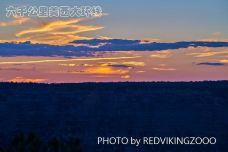 亚瓦帕观景点-科罗拉多大峡谷-新西兰鸟叔和神仙姐姐