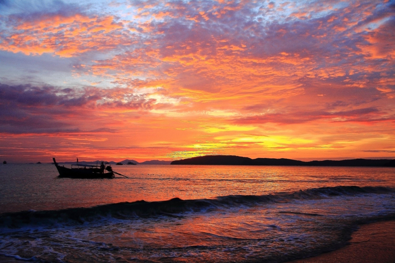 奧南海灘  Ao Nang Beach   -1