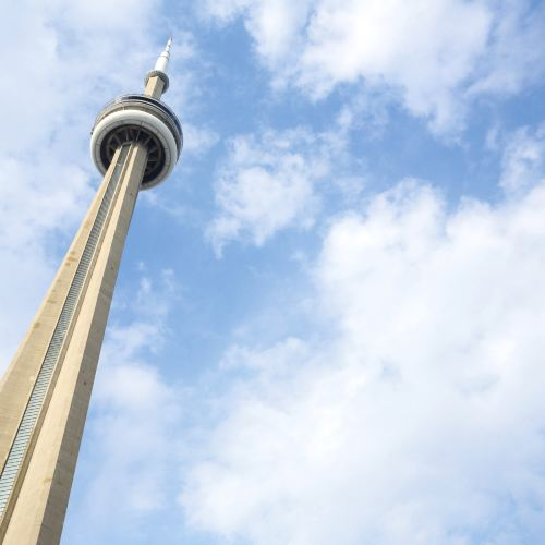CN Tower Toronto Ticket