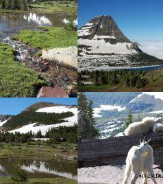 冰川国家公园游记图文-夏日清凉-加拿大班芙和美国冰川国家公园自驾游