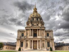 巴黎+里昂经典5日游