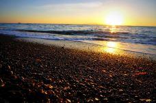 贝里沙海滩-圣托里尼-popodino