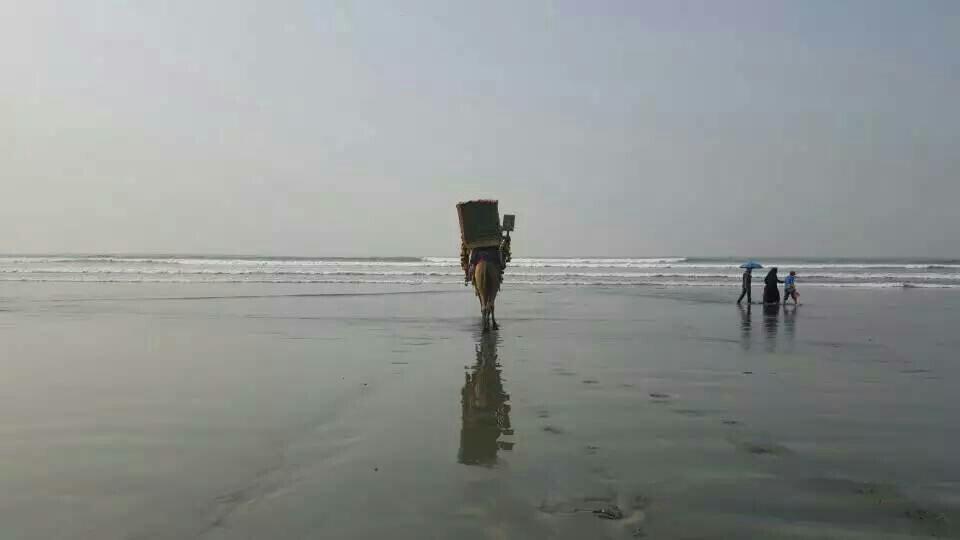 克里夫頓海灘  Karchi Clifton Beach   -1
