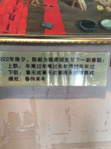 陈毅故里-乐至-203****025