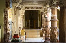 耆那教神庙-乌代布尔-doris圈圈
