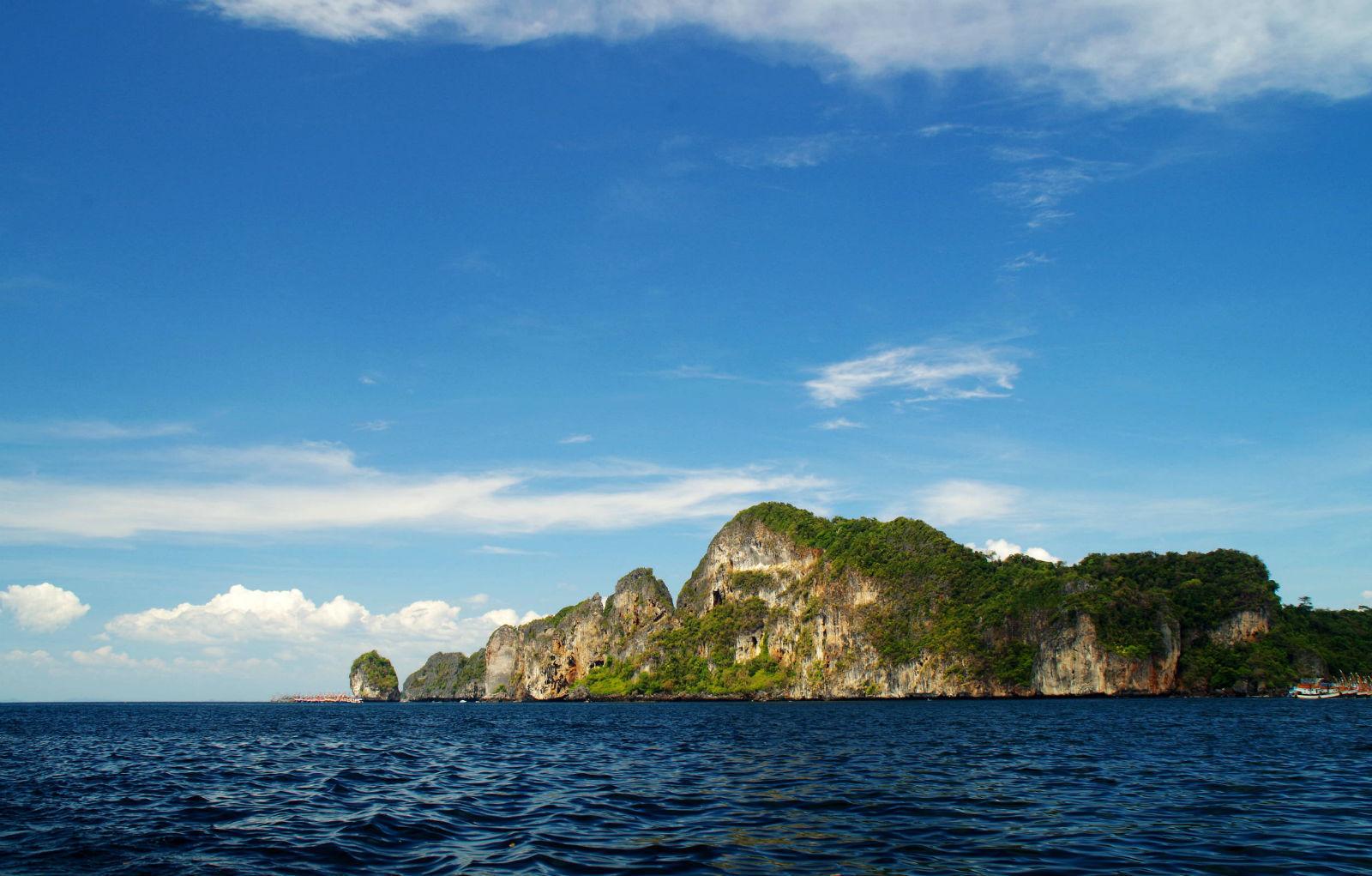 小皮皮島  Ko Phi Phi Le   -1