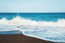 贝里沙海滩-圣托里尼-doris圈圈