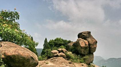 南鲁山风景区