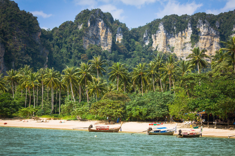 奧南海灘  Ao Nang Beach   -3