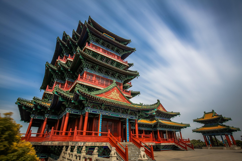난징 열강루 타워 입장권
