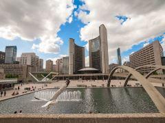 加拿大多伦多市区精华一日游