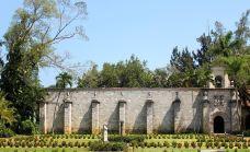 西班牙修道院-迈阿密-湖绿紫