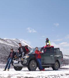 墨竹工卡游记图文-生活不止眼前的苟且,还有西藏的狂野--不走寻常路,记一群逗B青年西藏6日行