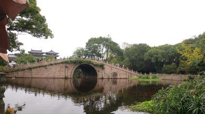 普陀山长寿桥abc