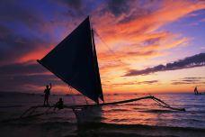 菲律宾-晨子的影子