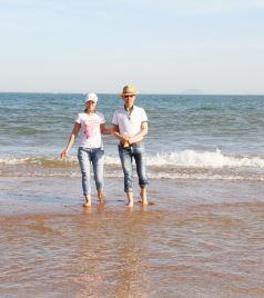 泰山游记图文-与母亲一起圆梦苏杭----送给母亲七十大寿的贺礼,4600公里苏杭自驾游