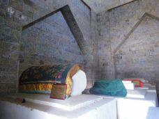 哈密回王墓-哈密市-蓝色的郁金香88