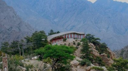 贺兰山苏峪口国家森林公园11