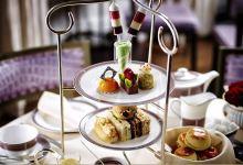 伦敦美食图片-英式下午茶