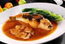 泰州美食图片-红烧河豚鱼