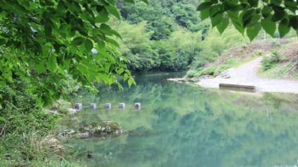夹溪河漂流