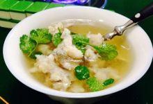 温州美食图片-温州鱼丸