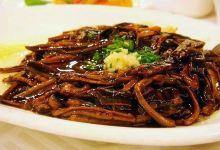 无锡美食图片-响油鳝糊
