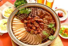 北京美食图片-卤煮
