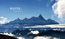 南迦巴瓦峰-米林-m82****25