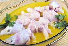 镇江美食图片-白汁鮰鱼