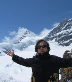 第戎游记图文-带着老妈游欧洲--瑞士 法国依云夏之清泉10日舒适团队游