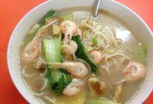 温州美食图片-清江三鲜面