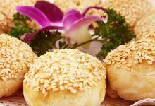 泰州美食图片-黄桥烧饼