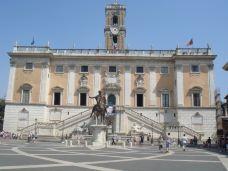 卡比托利欧广场-罗马-山水人生